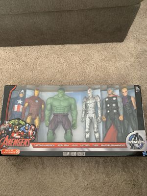 Marvel Titan Hero Series Universe Collection 6 pack for Sale in Santa Clarita, CA