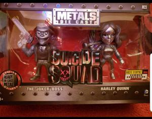 DC Comics Die Cast Suicide Squad for Sale in Philadelphia, PA