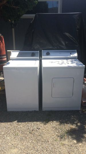 Whirlpool washer and dryer for Sale in Seattle, WA