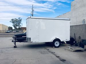 2019 6x12 enclosed cargo trailer for Sale in Phoenix, AZ