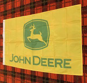 Brand new John Deere banner flag for Sale in Celina, OH