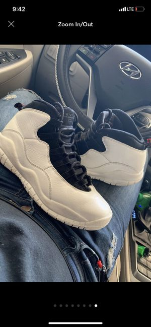 Jordan's 10s size 5.5 for Sale in Raleigh, NC