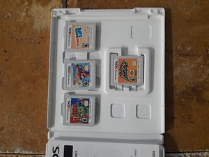 Nintendo 3ds games for Sale in Patterson, CA