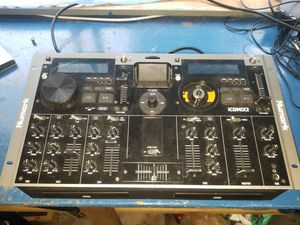 Numark Mixer/ CD Player for Sale in Everett, WA