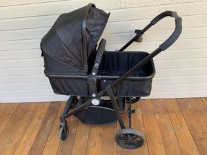 Costzon Baby Joy Stroller - 2 in 1 Bassinet to Push Chair for Sale in San Jose, CA