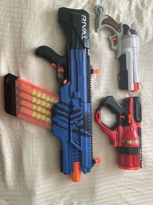 Nerf Rival Bundle for Sale in South Miami, FL