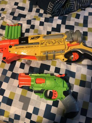 Nerf guns for Sale in Baltimore, MD