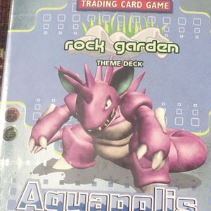 Pokemon Rock Garden Sealed for Sale in Owings Mills, MD