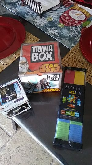 Puzzle and Game Bundle for Sale in Montclair, CA