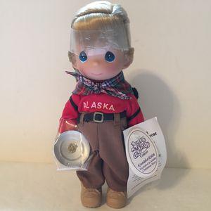 Precious Moments Klondike Kellie Doll 3357 Alaska Christmas Store Hand Signed for Sale in Lake Stevens, WA