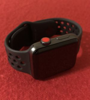 Apple Watch Nike+ series 3 42mm Cell/GPS for Sale in Tacoma, WA