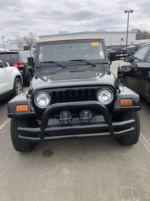 2000 Jeep Wrangler for Sale in Indian Trail, NC