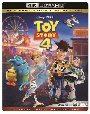 Toy Story 4 - Digital Copy Code - MoviesAnywhere 4K Movie for Sale in Jurupa Valley, CA