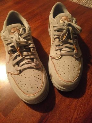 Air Jordan Retro 1s NS. HARD FIND. Women size 9. Men size 7.5. Sold out quickly! Won't find this size anywhere anymore. TRADE or cash. for Sale in Phoenix, AZ