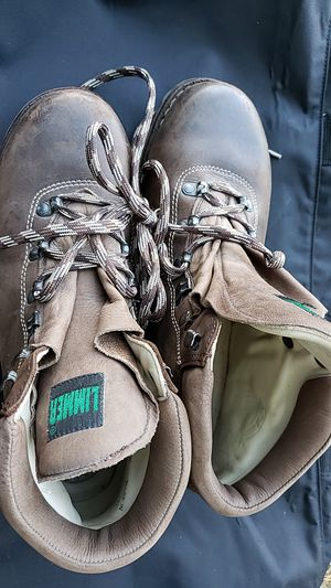 Preowned Limmer boots for men made in Germany size 101/2 color brown. for Sale in Philadelphia, PA