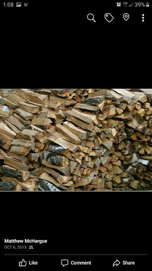 Firewood delivered and stacked for Sale in Pfafftown, NC