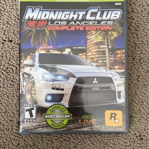 Midnight Club Los Angeles for Sale in Barrington, IL