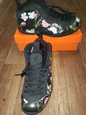 MEN'S NIKE AIR FOAMPOSITE ONE BASKETBALL SHOES for Sale in Hurst, TX