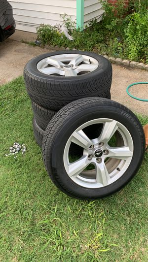 Wheels and tires 17's for Sale in Dallas, TX