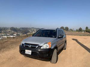 2002 Honda CRV 168,000 Miles for Sale in Oceanside, CA