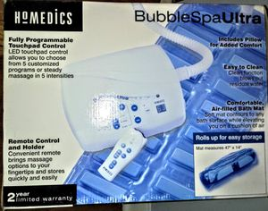 Homedics Bubble Spa Ultra for Sale in Hammond, IN
