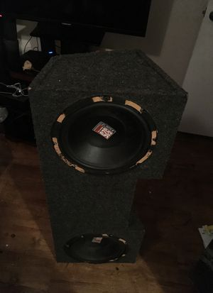 Stereo System Speaker for Sale in Raleigh, NC