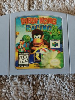 Diddy Kong Racing N64 for Sale in South Gate,  CA