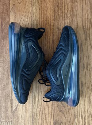 Nike air max 720 triple black for Sale in York, PA