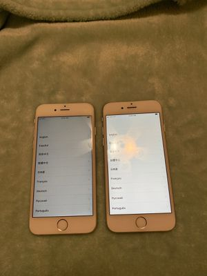 iPhone 6s 32gb unlocked to any carrier. for Sale in Phoenix, AZ