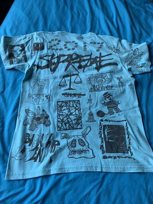 Authentic Supreme Tee T-shirt Shirt for Sale in Richardson, TX
