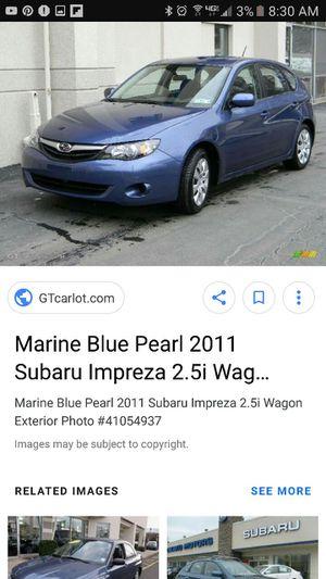 Subaru Impreza 2011 used for Sale in Queens, NY