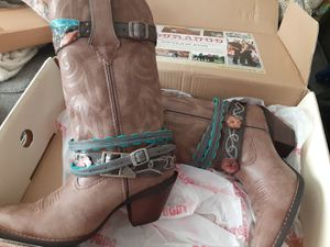 Durango crush boots for Sale in Columbus, OH