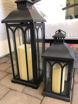 Outdoor Decor Lanterns for Sale in Phoenix, AZ