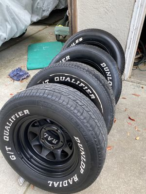 Ford F100 rims 5x5.5 for Sale in Fremont, CA