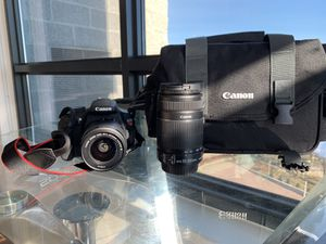Canon EOS Rebel T5 kit for Sale in Silver Spring, MD