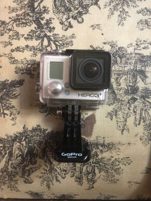 GoPro 3+ Black w/ LCD screen for Sale in New York, NY