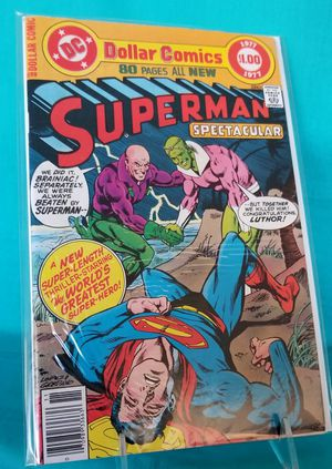 DC Comics Superman Spectacular 1977 for Sale in Rancho Cucamonga, CA