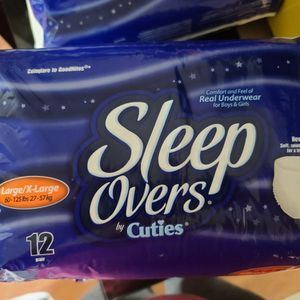 Pampers SLEEP OVERS for Sale in City of Industry, CA
