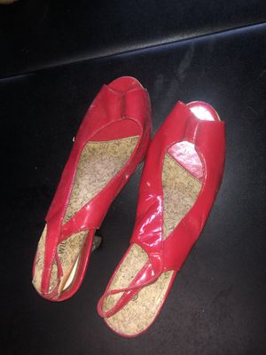 Red heels for Sale in Jacksonville, FL