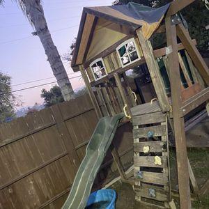 Kids swing set for Sale in Pomona, CA