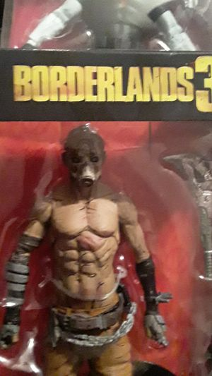 "BORDERLANDS 3 ""PSYCHO"" (ACTION FIGURE) for Sale in Glendale, AZ"