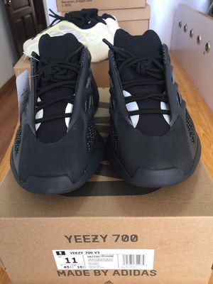YEEZY 700 V3 (BLACK) (all sizes 4.5-12) for Sale in Forest Heights, MD