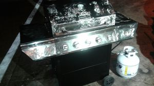 Let's Get Grillings !!! 5 Burner Stainless NEXGRILL for Sale in Hallandale Beach, FL