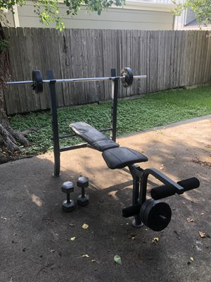 Exercise equipment for Sale in Houston, TX