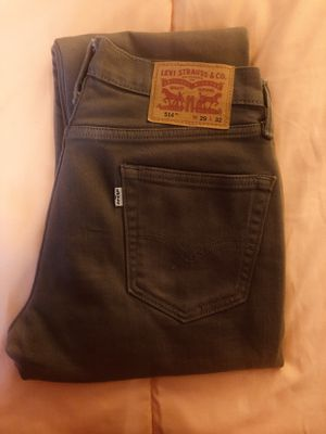 Levi's 514 Straight Jeans 29x32 for Sale in Kissimmee, FL