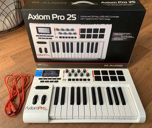 M-AUDIO Axiom Pro 25 MIDI Controller for Sale in Los Angeles, CA