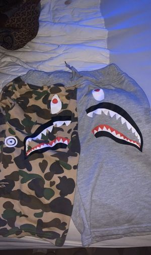 Bape Shorts for Sale in Finleyville, PA