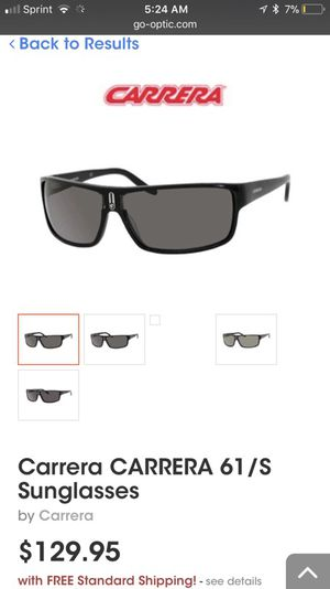 Men's Carrera 61/S sunglasses for Sale in Portland, OR