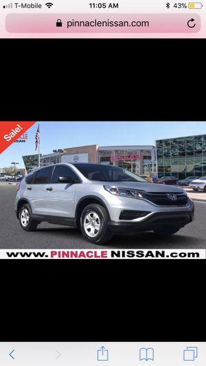 2015 Honda CRV for Sale in Scottsdale, AZ