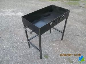 Custom welding bbq grills for Sale in Los Angeles, CA